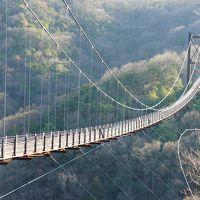 2014大自然の大阪バイク旅(千早赤阪の棚田&酷道308号線の暗峠&交野吊り橋)