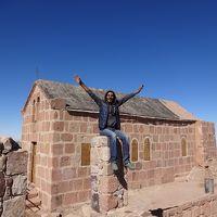 聖カトリーナとシナイ山(エジプト) 2014.2.25