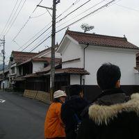 酒蔵巡りと西国街道歩きを少し—広島・西条
