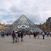 Bonjour PARIS♪初めてのパリ�最大の目的ルーブル美術館?オルセー美術館。【最終章】