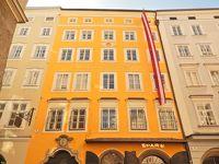 オーストリア・チェコの旅 � ☆ ザルツブルク