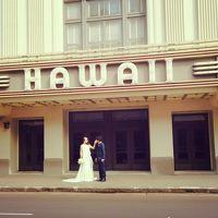 新婚旅行はやっぱり大好きハワイ☆