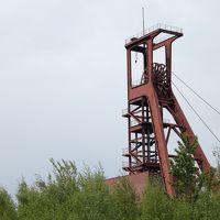 2014春のドイツ2泊3日★4 ツォルフェライン炭鉱業遺産群