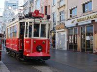 トルコ航空成田夜便利用 イスタンブール滞在70時間 �2日目 アヤソフィア・地下宮殿と新市街
