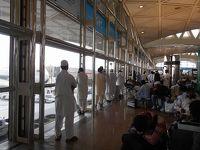 弾丸サウジアラビア1404  「サウディア(サウジアラビア航空)利用の初サウジは、リヤド空港内で15時間滞在する。」   〜リヤド〜