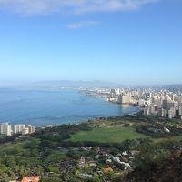 6度目の楽園ハワイ旅行 (初日、2日目、3日目)