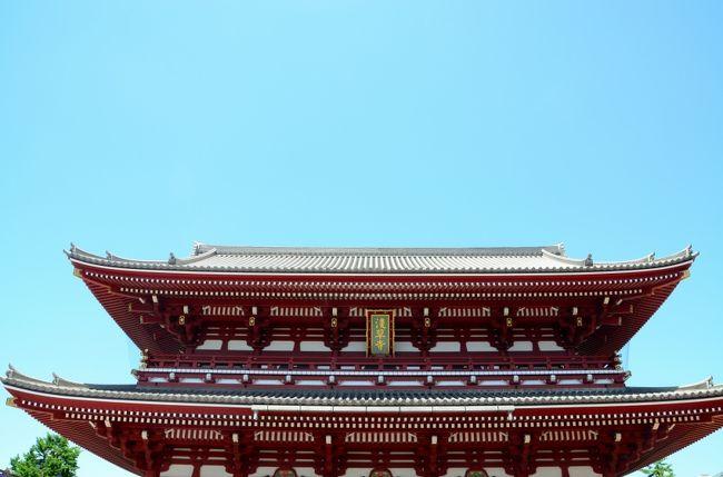 浅草の三社祭に行ってきました。