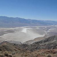 U.S.A. California & Nevada 3,500 km : 3) Death Valley