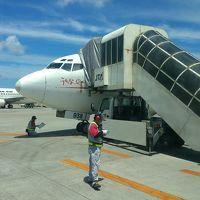 東京発:2泊3日で沖縄、大阪を経由してバンコクを往復するマイル修行の旅