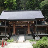 富士、立山と並ぶ日本三名山の一つ霊峰白山麓を行く (2)