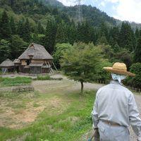 富士、立山と並ぶ日本三名山の一つ霊峰白山麓を行く (3)