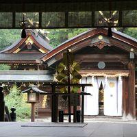 戦艦大和にゆかりの神社大和神社参拝