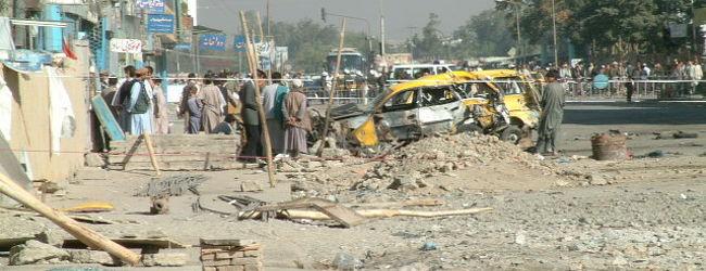 アフガンは歌わない(2) 爆破
