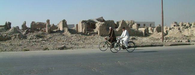 アフガンは歌わない(3) カブール市街