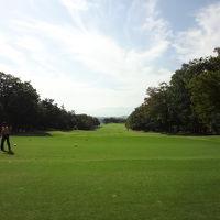 2014年秋の会社ゴルフコンペに行きました