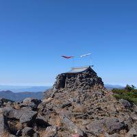 2014年10月山と温泉旅(2)西吾妻山(天元台)