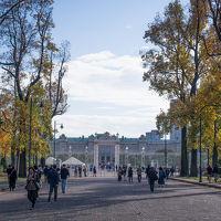 一般開放の迎賓館を見学(2014年11月)