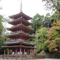 母・弟と行く海住山寺☆欧州から帰った次の日でも、お寺まいりにいくのだ~ヽ(^o^)丿