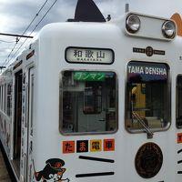 時の記念日とたま電車とゆり