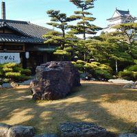 岸和田城とがんこ寿司(五風荘)とマンサード長屋