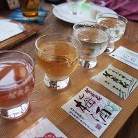 西条を歩いて日本酒をたしなむ