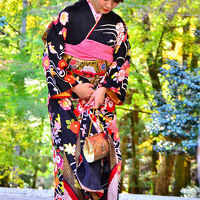 2014紅葉(14)名古屋の奥座敷・定光寺の紅葉