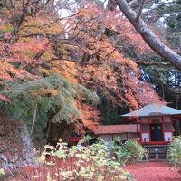 談山神社と紅葉
