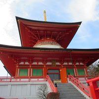 家族で行く中山寺☆初めて、兵庫のお寺に行くことができましたヽ(^o^)丿