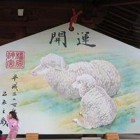 家族で行く橿原神宮☆ひと足お先に、来年の絵馬を拝見しちゃいましたヽ(^o^)丿