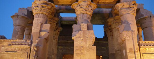 ホルス神殿とコムオンボ神殿