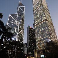 香港ディズニーと夜景を楽しむ旅�香港の夜景