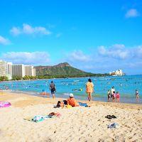 念願のハワイワイキキウキキ旅
