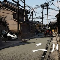 「東海道五拾三次」を歩く  三十四、二川 ~ 吉田