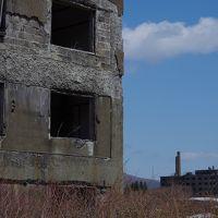 安比、八幡平への旅〜「雲上の楽園」松尾鉱山跡を訪ねて
