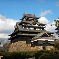 お正月明けは、玉造温泉の旅館泊での松江・出雲の旅 (1)松江観光(2015年1月)