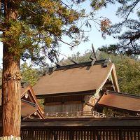 お正月明けは、玉造温泉の旅館泊での松江・出雲の旅 (3)出雲大社観光(2015年1月)