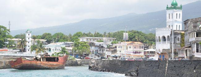 アフリカの島国アイランドホッピングの旅...