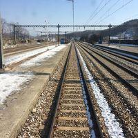 韓国鉄道旅行