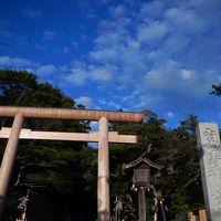 初訪問!常陸国一之宮『鹿島神宮』◆茨城県1泊2日弾丸ツアー≪その3≫