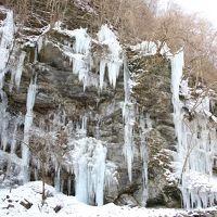 奥秩父・三十槌の氷柱と宝登山の蝋梅+パワースポット巡り