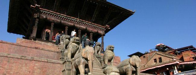 ナマステー!インド・ネパールの旅201...