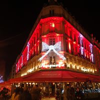 フランス、くるみ割り人形の旅Part2 クリスマスのカルチェラタンから、夜のシャンゼリゼ