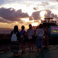 惜しかった恋人岬の夕日と満月 満足カフェ巡り / フィエスタ泊【グアム2015-2】