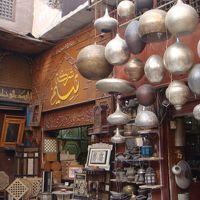 2015Egypt旅行 その6 カイロ・シタデル〜ハーンハリーリ