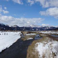冬の東北プチ湯治(7)川渡温泉まで散歩