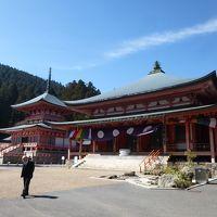 京都一周トレイル(2) 坂本〜比叡山〜鞍馬