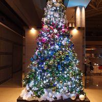 クリスマスディナーは東京マリオットホテル・ラウンジ&ダイニングGで
