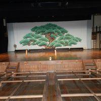 『内子座』に初めて訪れました!◆peachで行く愛媛県&尾道の旅withガブちゃん≪その5≫