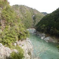 京都一周トレイル(3) 二ノ瀬〜保津峡〜嵐山〜上桂