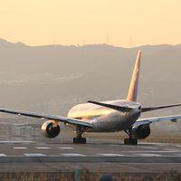 伊丹スカイパーク&千里川土手で飛行機を見る撮る!